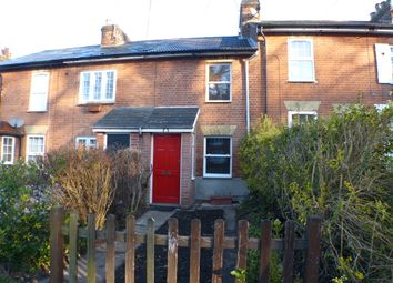 Thumbnail 2 bedroom terraced house to rent in Crescent Road, Warley, Brentwood