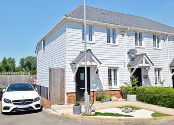 Thumbnail 3 bed end terrace house for sale in Warnham Grove, Orpington