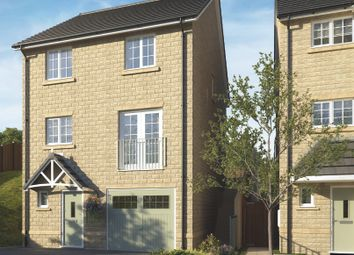 """Thumbnail 4 bed detached house for sale in """"Thirsk"""" at Stoney Bank Road, Holmfirth"""