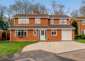 Thumbnail 4 bed detached house for sale in Hampden Way, Watford, Hertfordshire