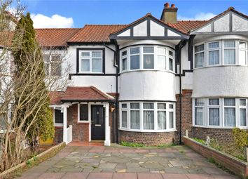 Thumbnail 3 bedroom terraced house for sale in Malden Road, Cheam, Sutton