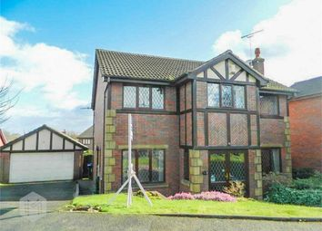 Thumbnail 4 bed detached house for sale in Darlington Close, Tottington, Bury, Lancashire