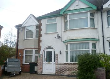 Thumbnail 4 bed semi-detached house to rent in St. Christians Croft, Coventry
