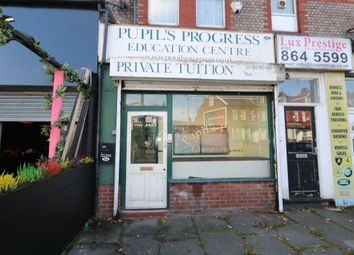 Thumbnail Retail premises to let in Barlow Moor Road, Chorlton Cum Hardy, Manchester