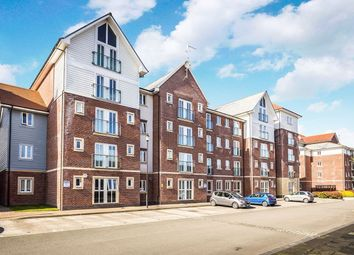 Thumbnail 2 bedroom flat for sale in Saddlery Way, Chester