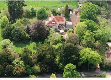 Thumbnail 7 bed detached house for sale in Vaggs Lane, Hordle, Lymington