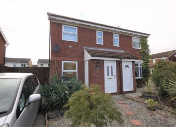 Thumbnail 2 bed semi-detached house for sale in Coronet Close, Hull