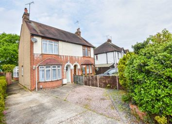 Thumbnail 3 bed semi-detached house for sale in Barn Hall Avenue, Colchester, Essex