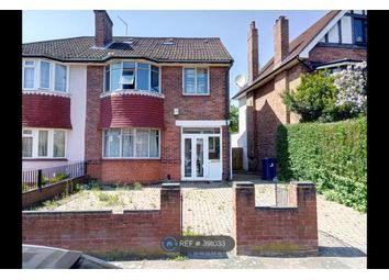 Thumbnail 5 bed semi-detached house to rent in St. Dunstans Avenue, London