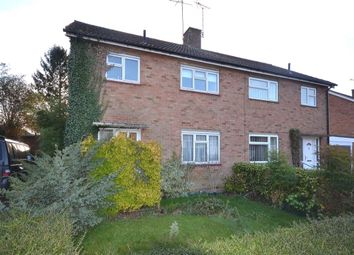 Thumbnail 3 bed semi-detached house for sale in Rowntree Way, Saffron Walden