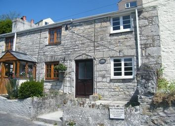 Thumbnail 2 bed cottage to rent in North Road, Pentewan, St. Austell