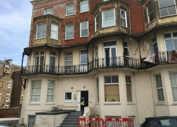 Thumbnail 2 bed flat to rent in Edgar Road, Cliftonville, Margate