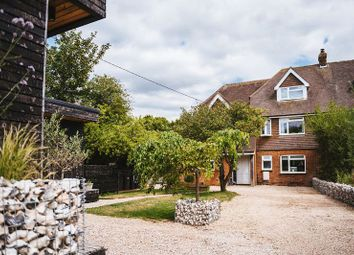 4 bed semi-detached house for sale in Downsway, Berwick, East Sussex BN26