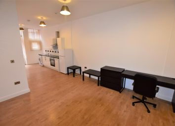 Thumbnail 1 bed flat to rent in York Road, Leicester