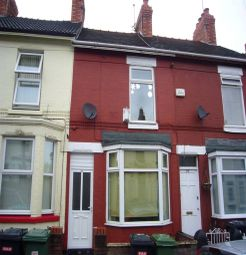 Thumbnail 2 bed terraced house to rent in Briardale Road, Wirral, Merseyside
