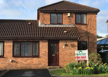 Thumbnail 3 bed link-detached house for sale in Clos Helyg, Gowerton