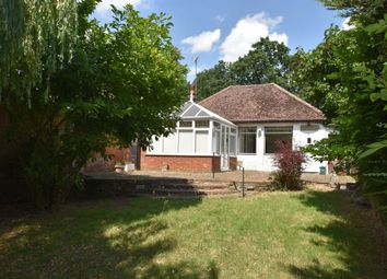 Thumbnail 2 bed detached bungalow for sale in Bucknalls Lane, Watford
