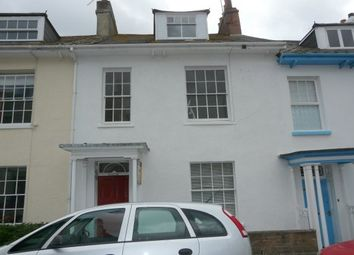 Thumbnail 4 bedroom property to rent in Clarence Road, Exmouth