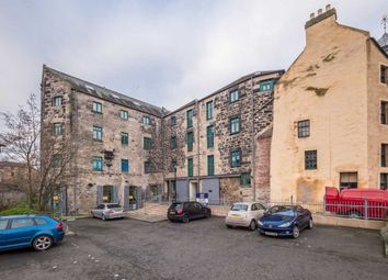 Thumbnail 1 bedroom flat to rent in Quayside Mills, Leith