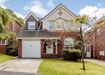 Thumbnail 3 bed detached house for sale in Lupin Close, Chorley, Lancashire