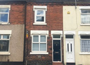 Thumbnail 2 bedroom terraced house for sale in Furnival Street, Stoke-On-Trent, Staffordshire