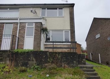 Thumbnail 2 bed semi-detached house to rent in Brigham Court, Hendredenny, Caerphilly