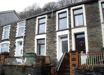 Thumbnail 2 bed terraced house to rent in Tredegar Road, New Tredegar, Caerphilly.