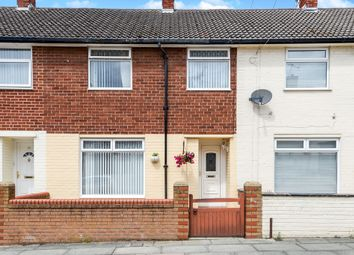 Thumbnail 3 bed terraced house for sale in Isaac Street, Toxteth, Liverpool