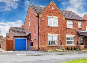 Thumbnail 2 bed semi-detached house for sale in St Lawrence Close, Wellington, Telford, Shropshire