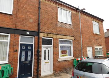 Thumbnail 2 bed terraced house to rent in John Street, Worksop