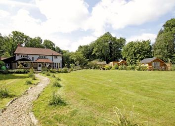 Thumbnail 4 bedroom detached house for sale in Dowlands Lane, Copthorne, West Sussex