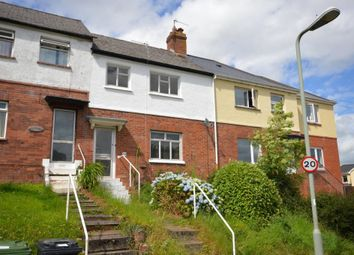 Thumbnail 3 bed terraced house to rent in Barley Mount, Exeter, Devon