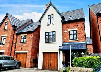 Thumbnail 4 bed detached house to rent in Waters Way, Worsley