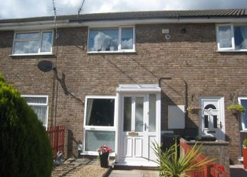 Thumbnail 2 bed terraced house for sale in Bideford Road, Newport