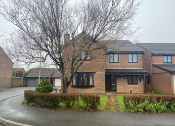 Thumbnail 4 bed detached house for sale in Wellow Gardens, Fareham