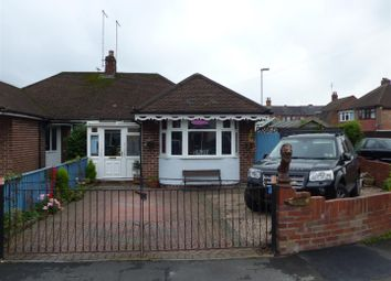 Thumbnail 2 bed semi-detached bungalow for sale in Shelley Close, Burton-On-Trent