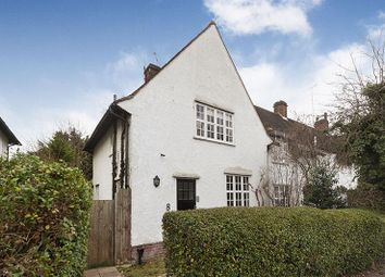 Thumbnail 3 bed cottage to rent in Asmuns Hill, Hampstead Garden Suburb