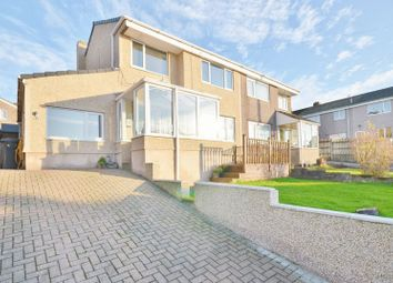 Thumbnail 3 bed semi-detached house for sale in The Crest, Whitehaven