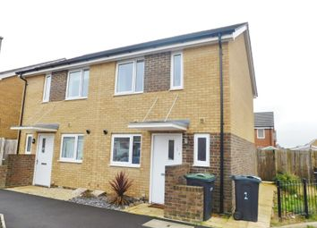 Thumbnail 2 bed terraced house for sale in Solebay Way, Gosport