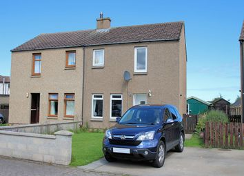 Thumbnail 2 bed semi-detached house for sale in 7 Tannachy Road, Portgordon, Buckie