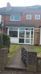 Thumbnail 3 bed terraced house to rent in Birkenshaw Road, Birmingham