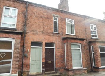Thumbnail 3 bed terraced house to rent in Southworth Road, Newton-Le-Willows