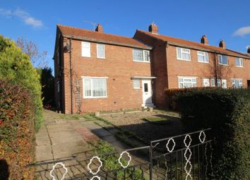 Thumbnail 2 bed terraced house for sale in Westway, Scarborough