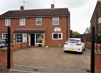 Thumbnail 3 bed semi-detached house for sale in Pennine Way, Peterborough
