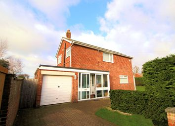 Thumbnail 3 bed detached house for sale in Orchard Road, Locks Heath, Southampton