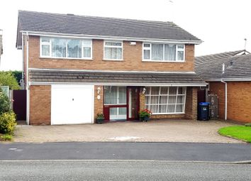 Thumbnail 4 bed detached house to rent in Longleat, Great Barr