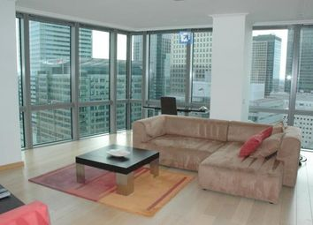 Thumbnail 1 bed detached house to rent in No. 1 West India Quay, 26 Hertsmere Road, Canary Wharf, London