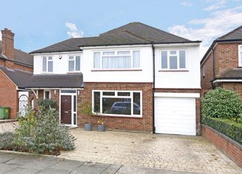 Thumbnail 5 bed detached house to rent in Dalkeith Grove, Stanmore