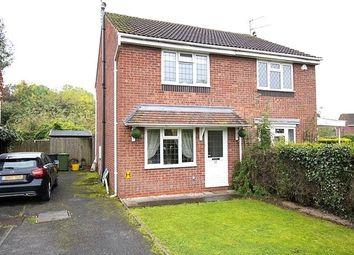 Thumbnail 2 bed semi-detached house for sale in Ebourne Close, Kenilworth, Warwickshire