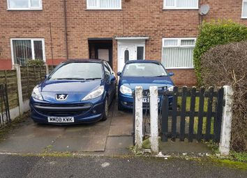 Thumbnail 3 bed terraced house to rent in Foxlair Road, Wythenshawe, Manchester